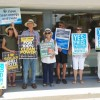 Action in Port Macquarie to highlight lack of Climate and Energy Policies